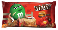 HOT! Large Bags of Harvest Blend M&Ms Only $1 at Walgreens!