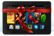 All-New Kindle Fire HDX 7″ Tablet Only $183.20 (Reg. $229!)