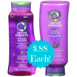 Herbal Essences Shampoo and Conditioner Only $.88 Each at Walgreens!