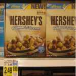 Hershey's Cookies and Cream Cereal Only $.49 at Kroger!
