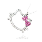 Hello Kitty Pendant Charm Necklace Only $3.94 Shipped! (Reg. $29.99!)