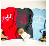 Jane Holiday shirts on sale for $14.99 (Reg: $29.99)!