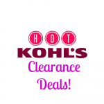 HOT! Kohl's Clearance: up to 90% Off Clothing and More!