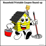 Household Printable Coupon Round-up 3/13: Febreze, Charmin, Glade and more!