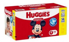 $100 Worth of Huggies Products Only $59.49 at Target!