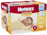 Huggies Big Packs only $11.66 (reg $23.99) at Rite Aid!