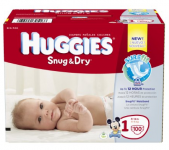 Huggies Diapers -100 Count Size 1 Only  $10.38 Shipped!