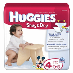 Huggies Diapers Jumbo Packs only $1.99 ea at Kmart!