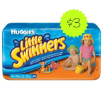 Huggies Little Swimmers Diapers Only $3 at Rite Aid!