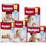 Over $10 in New Huggies Coupons to Print!