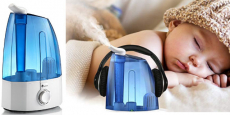 Ultrasonic Cool Mist Humidifier ONLY $24.99 Shipped!