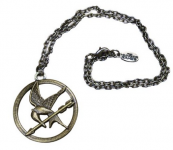 """The Hunger Games Movie """"Mocking Jay"""" Necklace Only $5.98 Shipped! (reg. $19.99)"""