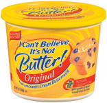 NEW $3.75/1 Can't Believe It's Not Butter Coupon = FREE at Walmart!