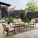 Walmart Better Homes and Gardens Vaughn 4-piece Outdoor Set on sale for $159.99 (Reg.$449.99)