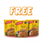 FREE Tasty Bite Indian Cuisines at Whole Foods!