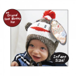Sock Monkey Hat – Only $2.97 (Retail is $24.95)
