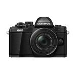Olympus OM-D E-M10 Mark II Mirrorless Camera with M.Zuiko Digital ED 14-42mm f/3.5-5.6 II R Lens – $299.00(REG$599)