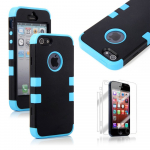 Hard Impact Resistance Case for iPhone + Screen Protector Only $2.80 Shipped!