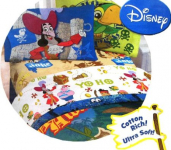 Jake and the Never Land Pirates Disney Bedding Set Only $32.95 (Orig. $52.99)! FREE Shipping!