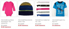 JCPenney: Extra 25% off Red Zone Clearance Sale!