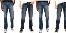 Men's Arizona Jeans Only $15.74 at JCPenney!