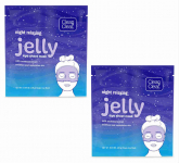 Clean & Clear Night Relaxing Jelly Eye Sheet Mask Only $0.55 at Target!
