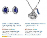 Up to 70% off Jewelry Gifts + Free One-Day Shipping!