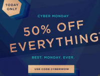 50% off Everything at Julep!