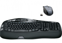 Logitech Wireless Keyboard & Optical Mouse Only $34.99! Normally $70.00!