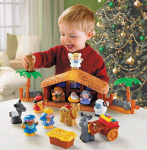 Fisher-Price Little People Nativity set on sale for $25.94