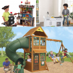 Amazon sale for 30% Off KidKraft Toys & Playsets Today Only