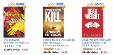 50 Kindle Mystery EBooks Priced $0.99 – $1.99 TODAY ONLY!