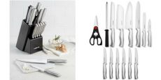 Farberware 15-Piece Cutlery Set Only $27.99 (Reg $70) at Macy's!