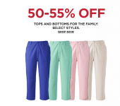 Kohl's: $10 Back on a $50 Purchase + 55% Off Clothing, 55% Off Shoes and More!