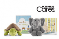 Kohl's Cares: Plush Toys, Books, and More As Low As $3.50 Each!