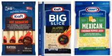Kraft Natural Cheese Coupon = $1.85 at Target