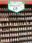 Kraft Barbecue Sauce only $0.18 at WinCo!