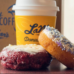 Free Donut & Coffee for Mother's Day