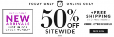Save 50% Off Site-Wide at Lane Bryant's Webpage (Boots & Team Apparel Included)!