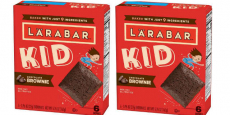 Larabar Kid Brownies 6ct Multipack Only $0.55 at Target!