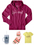 Life is Good Apparel & Accessories up to 45% off!