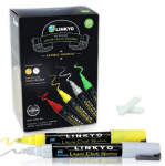 20-Color LINKYO Wet Erase Liquid Chalk Marker Pens Only $23.95 (reg $60) Shipped!