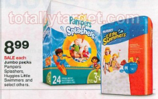 Huggies Little Swimmers only $5.60 at Target!