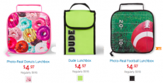 Childrens Place: Lunch Boxes Only $3.97 Shipped! -Great for Back to School!