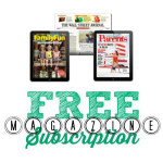 FREE Magazine Subscriptions (Family Fun, People, Cosmpolitan,Parents, and More)!