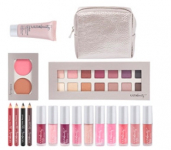 Ulta beauty Brilliantly Beautiful Makeup Collection ($132 value) on sale for $15.99 + free sample