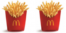 FREE McDonald's Fries Every Day in September (With JUST $1 Purchase)!