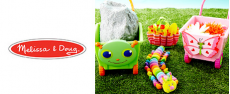 Zulily: Melissa & Doug Toys as Low as $7.99!