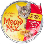 Buy One Get One FREE Meow Mix Cat Food Coupon + Walmart Deal