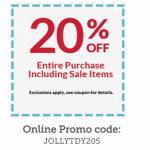 Today Only: 20% Off Your Entire Purchase Including Sale Items at Michael's!
